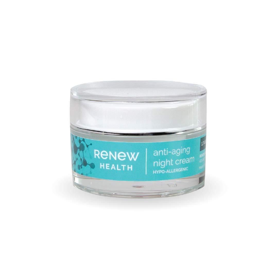 Renew Health Purchase Anti-Aging Night Cream 50 mL 1.7 Free Shipping Cheap Bargain Gift Oz