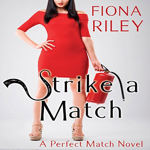 Page de couverture de Strike a Match