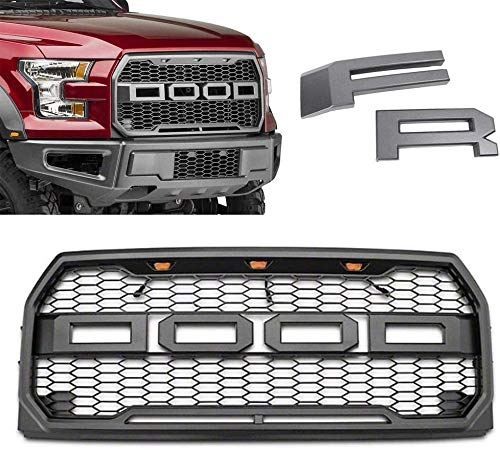 10 Best Ford F150 Raptor Grill Reviews