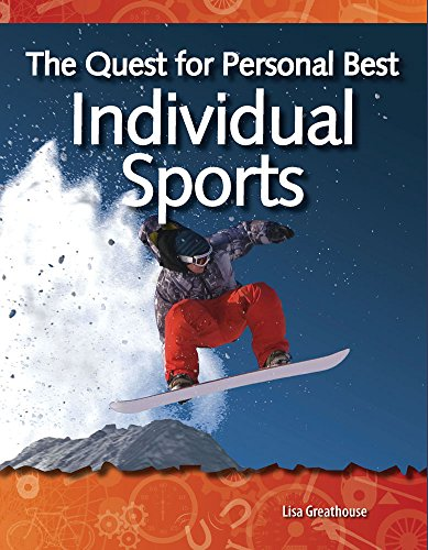 The Quest for Personal Best:  Individual Sports (Forces and Motion) (English Edition)