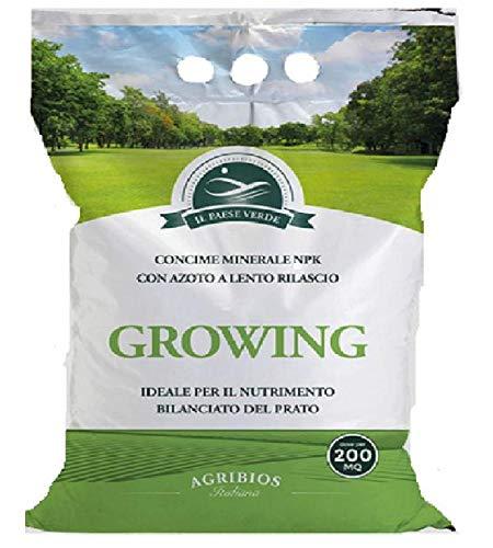 Growing kg 4 concime azotato per prato