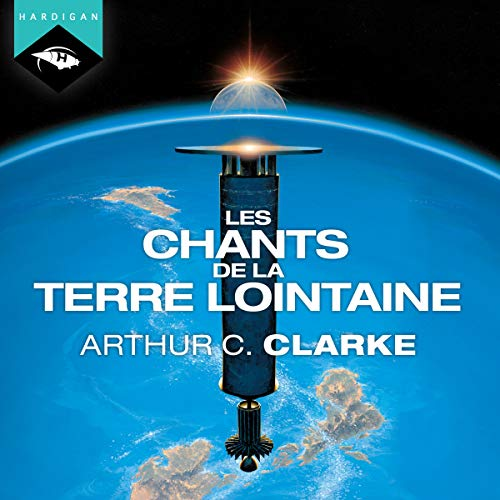 Les Chants de la Terre lointaine audiobook cover art