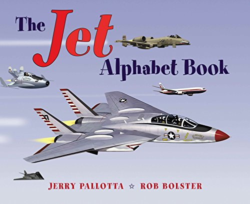 The Jet Alphabet Book (Jerry Pallotta's Alphabet Books)