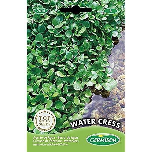 Germisem Water Cress Semillas 1 g (EC7014)