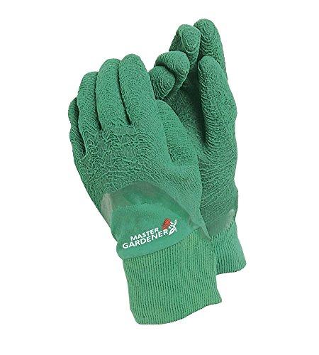 Stad & Land TGL200S Master Gardener groene dames handschoenen kleine stad en land, 0