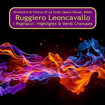 I Pagliacci Highlights & Verdi Choruses
