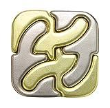 Bartl Huzzle Cast Square - Hochwertiges Metall-Puzzle -
