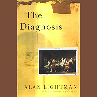 The Diagnosis audiobook cover art