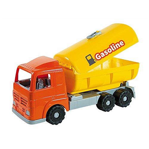Unicoplus- Camion Cisterna, Multicolore, 3.AN6085