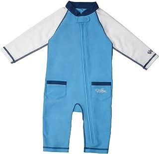 UV Skinz Baby Boys' UPF 50+ Body Sun/Swim Suit – Kids' Sun-Blocking Swimwear