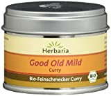 Herbaria Good Old Mild Curry 25 g kbA* S-Dose, 1er Pack (1 x 25 g) - Bio