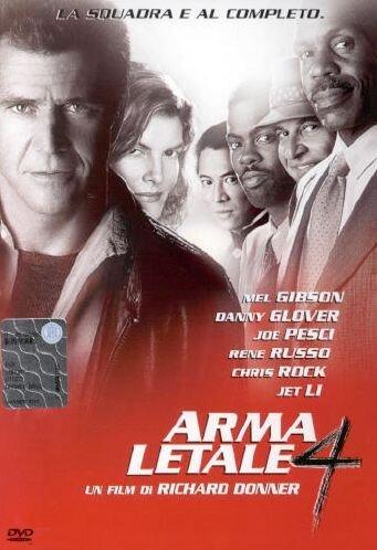 Arma letale 4 [Italia] [DVD]