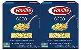 Barilla Orzo Pasta 16 oz. (Pack of 2)