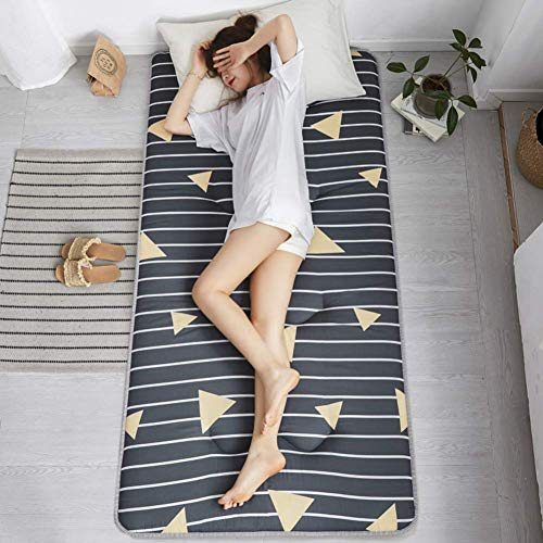 GLF Schlafen Tatami Bodenmatte, japanische Boden Futon Matratze Soft Folding Matratze...