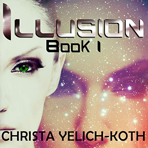 Illusion audiobook cover art
