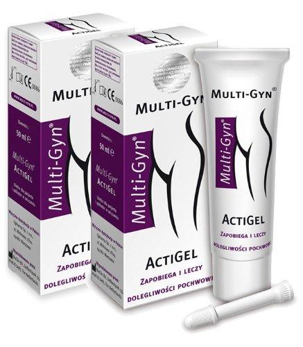 MultiGyn Actigel (Formely BioFem) PACK OF 2 by Multi-gyn