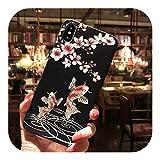 人気モデルiPhone X 8 7 6S Plus Capa Soft TPU Back Cover for iPhone XS MAX XR 11 Pro Max Case Coque用日本富士山Fuji電話ケース-2-for iphone 11pro max