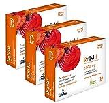 NATURE ESSENTIAL | Reishi 2.000 mg 30 Cápsulas vegetales con uña de gato y Vitamina C. (Pack 3 unid.)