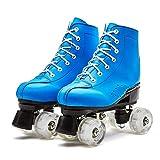 インラインスケート、クワッドローラースケート、自動ウォーキングスケート、フラッシュホイールシューズ、屋内および屋外用、ユニセックス,Flashing wheel,43