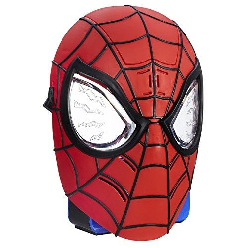 Hasbro B 5766 - Ultimate Spider-Man - Seis Siniestros - FX Máscara electrónica de...
