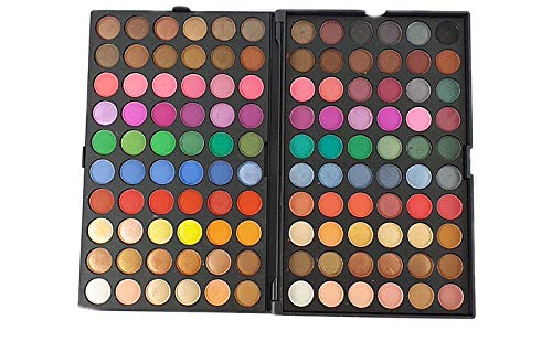 Schatten-Palette für Make Up Schminken 120 Farben