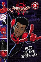 Spider-Man: Into the Spider-Verse: Meet the New Spider-Man (Spider-Man: Into the Spider-Verse: Passport to Reading)