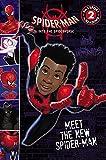 Spider-Man: Into the Spider-Verse: Meet the New Spider-Man (Passport to Reading)