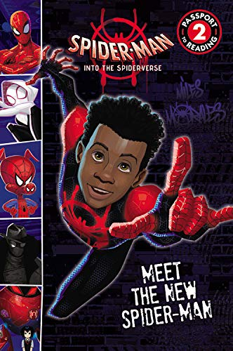 Spider-Man: Into the Spider-Verse: Meet the New Spider-Man (Passport to Reading)