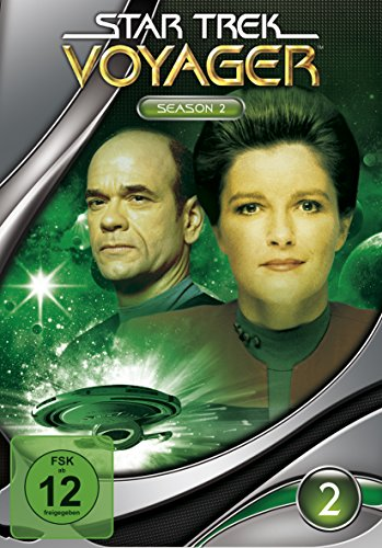 Star Trek - Voyager: Season 2 [7 DVDs]