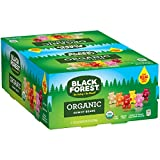 Black Forest Organic Gummy Bears, 2 Ounce, Pack of 12