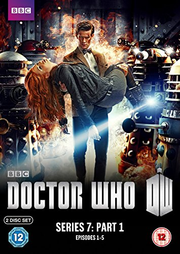 Doctor Who - Series 7, Part 1 (2 DVDs)