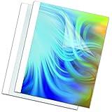 Fellowes CRC53906 - Pack de 50 carpetas para encuadernación térmica, lomo 20 mm