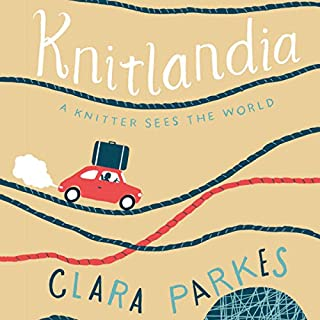 Knitlandia audiobook cover art