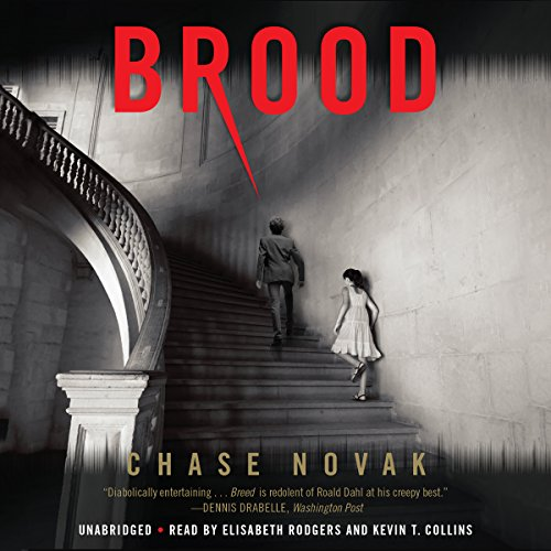Brood audiobook cover art