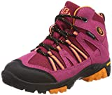 Bruetting Mädchen Ohio High Trekking-& Wanderstiefel, Pink (Pink/Orange), 30 EU