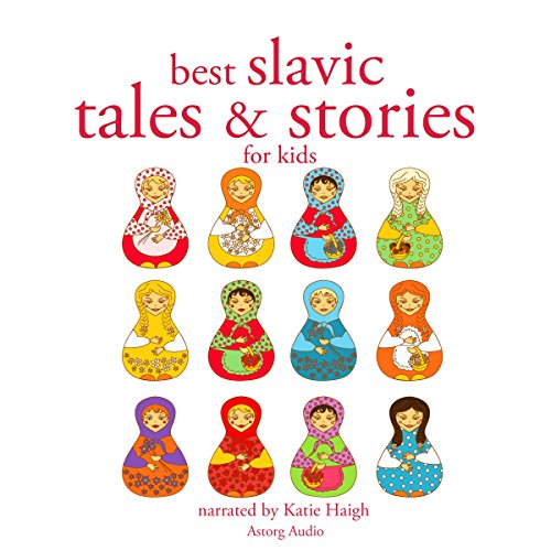 Best Slavic Tales and Stories for Kids cover art