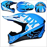casco off road fox