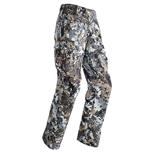 SITKA Gear Men's Performance Fit ESW Pant, Elevated II, 34 Regular