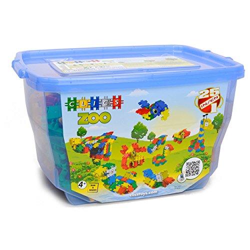 Clics Zoo Box-25 1