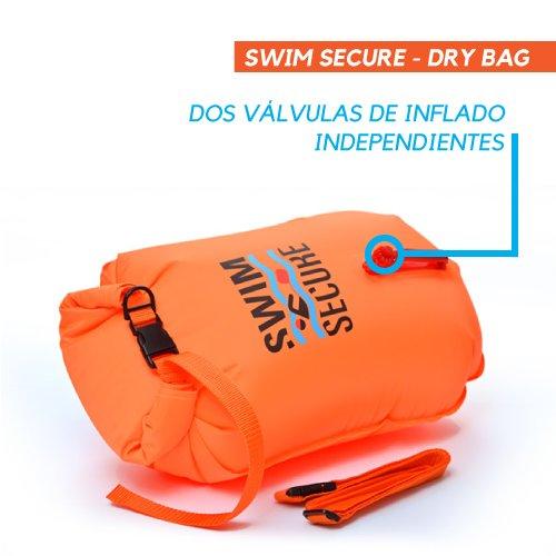 Swim Secure Boya de natación 28L