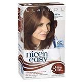 Clairol Nice'n Easy Permanent Hair Color, 5R Medium Auburn, 3 Count