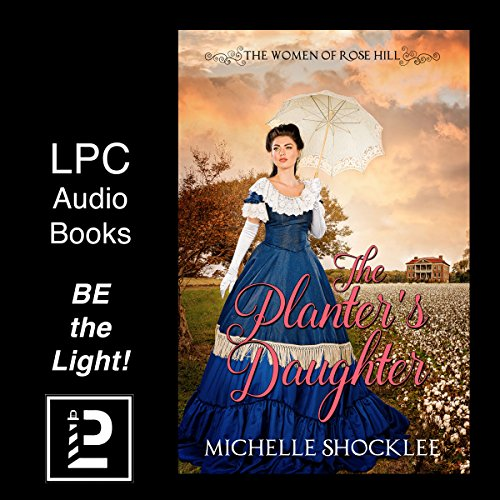 The Planter's Daughter audiobook cover art