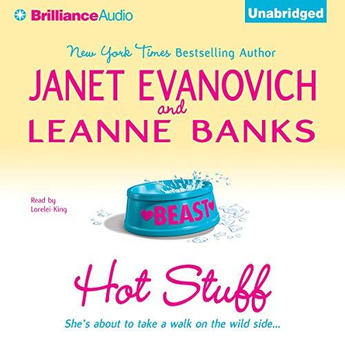 Hot Stuff audiobook cover art
