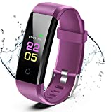 Fitness Trackers- <span class='highlight'>Activity</span> Tracker <span class='highlight'>Watch</span> with Heart Rate Blood Pressure Monitor, Waterproof <span class='highlight'>Watch</span> with Sleep Monitor, Calorie Step Counter <span class='highlight'>Watch</span> for kids Women Men Compatible Android iPhone <span class='highlight'>Smart</span>phone