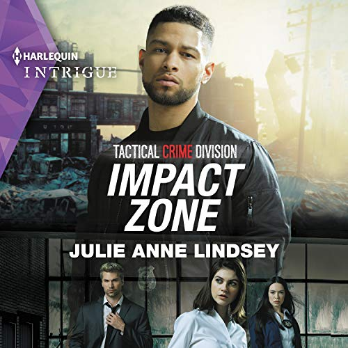 Impact Zone Audiobook By Julie Anne Lindsey cover art