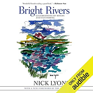 Bright Rivers audiobook cover art
