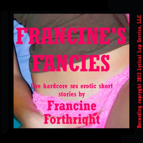 Francine's Fancies audiobook cover art