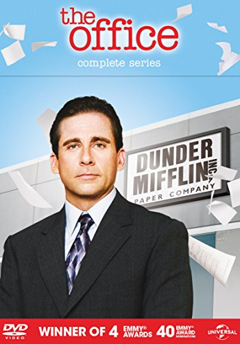 Office - An American Workplace: Seasons 1-9 (5 Dvd) [Edizione: Regno Unito] [Reino Unido]