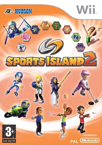 Sports Island 2 (Wii) [import anglais]