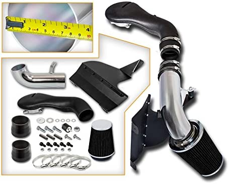 Cold Air Intake System with Heat SALENEW very popular BLACK + Combo Al sold out. Shield Filter Kit